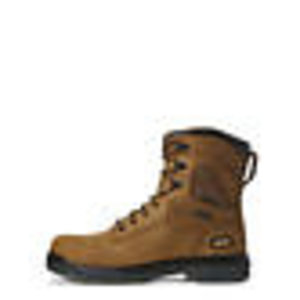 "Ariat Turbo 8"" H2O Carbon Toe Brown"