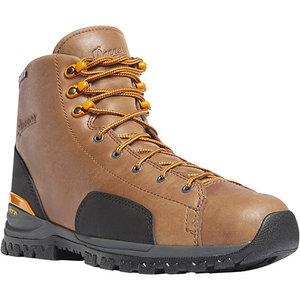"Danner Men's Stronghold Non-Metallic Toe 6"" Brown"