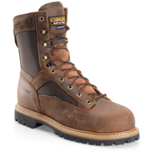 "Carolina Grind 8"" 400g Insulated Composite Toe Work Boot"