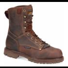 "Carolina CA8028 - 8"" WP Low-Heeled Logger Brown"
