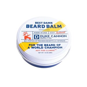 Duke Cannon Best D*** Beard Balm 1.6 oz.