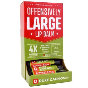 Duke Cannon Cannon Balm Tactical Lip Protectant