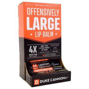 Duke Cannon Cannon Balm 140° Tactical Lip Protectant