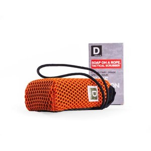 Duke Cannon Tactical Scrubber Soap on a Rope