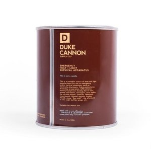 Duke Cannon Emergency Heat and Light Survival Apparatus