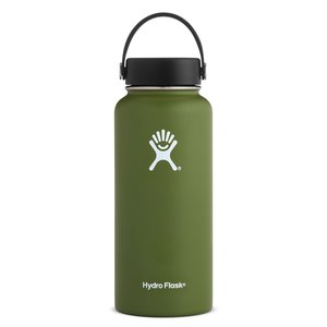 HydroFlask 32 oz. Wide Mouth Bottle w/ Flex Cap