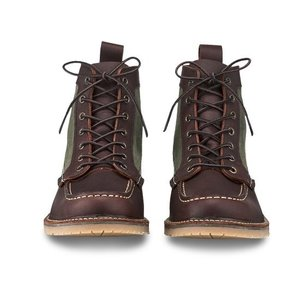 Red Wing Heritage Wacouta Canvas Moc