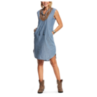 Ariat Just Us Dress Chambray Blue