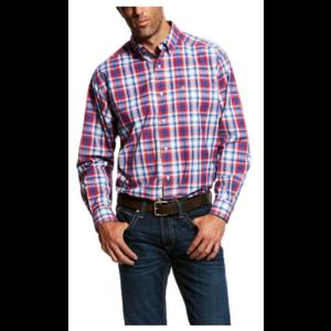 Ariat Oakden Long Sleeve Perf Shirt