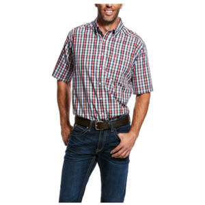 Ariat Men's Pemperton Short Sleeve Shirt
