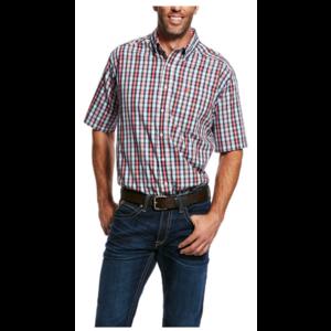 Ariat Men's Pemperton Short Sleeve Shirt