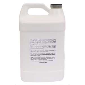 White's Boots Boot Oil - 64 oz.