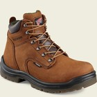 "Red Wing Shoes 6"" King Toe WP Work Boot"