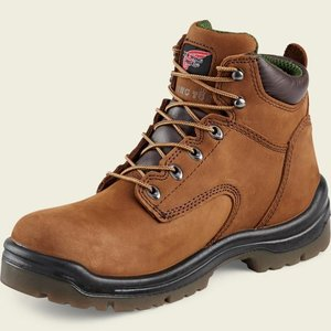 "Red Wing Shoes 6"" King Toe Waterproof Work Boot"