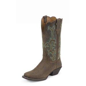 Justin Boots Women's Sorrel Apache J125 Toe