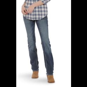 Wrangler Mae Straight Leg Jean