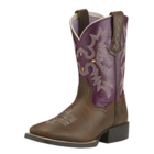 Ariat Children's Tombstone Wide Square