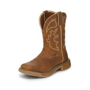 Justin Original Work Boots Stampede Rush Waterproof