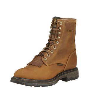 "Ariat 8"" Lace Up Workhog"