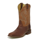 Justin Boots Bent Rail Bender Urban Brown