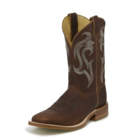 Justin Boots Bent Rail Curry Brown WST