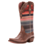 Ariat Circuit Serape Chocolate Brown