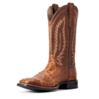 Ariat Relentless FQ Ostrich - Platinum Tan