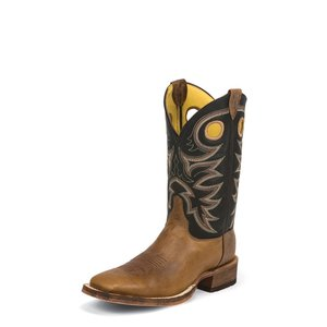 Justin Boots Bent Rail Tobacco Cowhide