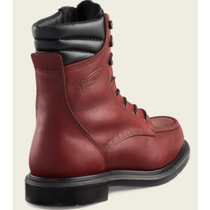 """Red Wing Shoes Supersole 8"""" Moc Toe Work"""