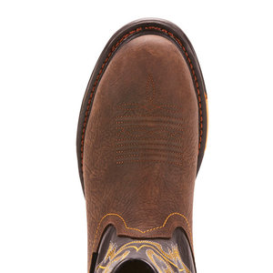 Ariat Workhog XT H2O R-Toe - Bruin Brown/Black