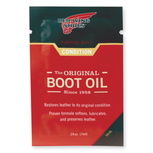 Red Wing Shoes Mink Oil .24 oz Trial Pack