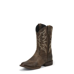 Justin Boots Buster Round Toe