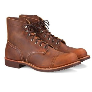 Red Wing Heritage Iron Ranger Copper R&T Mini Lug