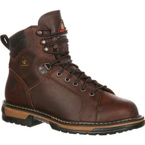 Rocky Brands Ironclad Waterproof Lace-To-Toe Boot