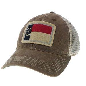 Legacy NC State Flag Trucker