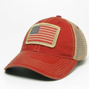 Legacy Liberty American Flag Trucker
