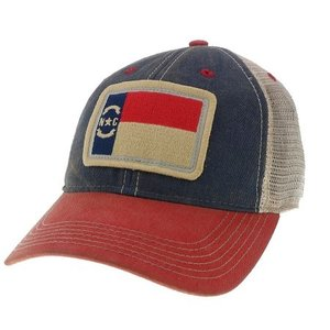Legacy YOUTH - NC State Flag Trucker