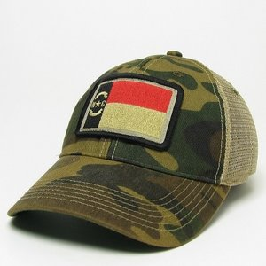 Legacy NC State Flag Trucker - YOUTH SIZE!