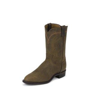 Justin Boots Bay Apache Roper