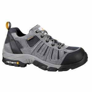 Carhartt Footwear Low WP Soft Toe Hiker Gray/Navy