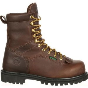 Georgia Boot Lace-to-Toe Waterproof Work Boot