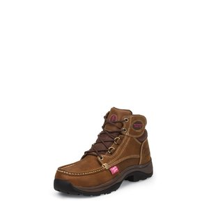 Tony Lama Tuscola Lace Up Steel Toe