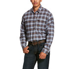 Ariat Rebar Flannel Durastretch Work Shirt