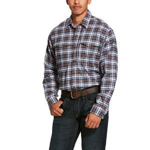 Ariat REBAR - Flannel Durastretch Work Shirt
