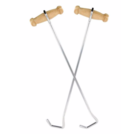 M&F Western Boot Hooks - Long