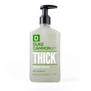 Duke Cannon THICK Exfoliating Liquid Soap