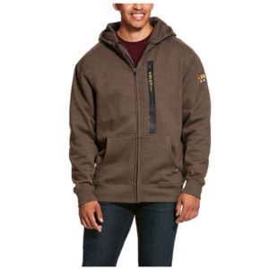 Ariat Rebar Workman Full Zip Hoodie