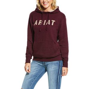 Ariat Women's Real Logo Hoodie