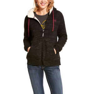 Ariat Women's Full Zip Fleece Sweatshirt
