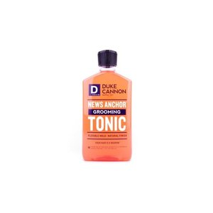 Duke Cannon News Anchor Grooming Tonic